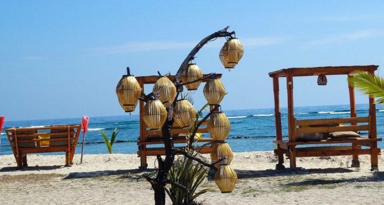 Gilli Air - beach front