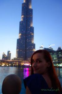 Burj Khalifa Dubaj