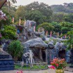 Jaskynný chrám Dambulla