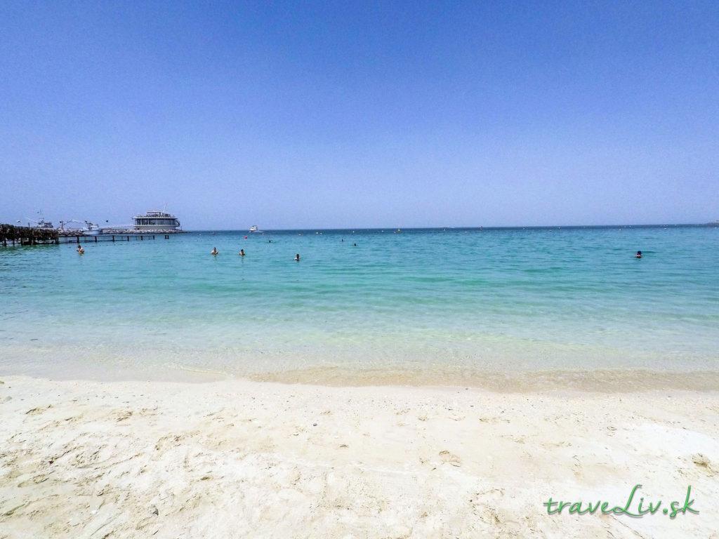 Jumeirah Beach Dubaj