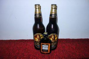 sri lanka - arak a pivo lion