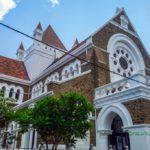 Anglikánsky kostol v Galle