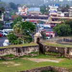 Výhľad z pevnosti na nové mesto