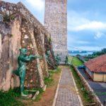 Stará pevnosť v Galle