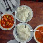 Indická reštaurácia v Galle