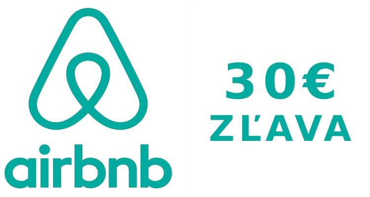Zlava na airbnb