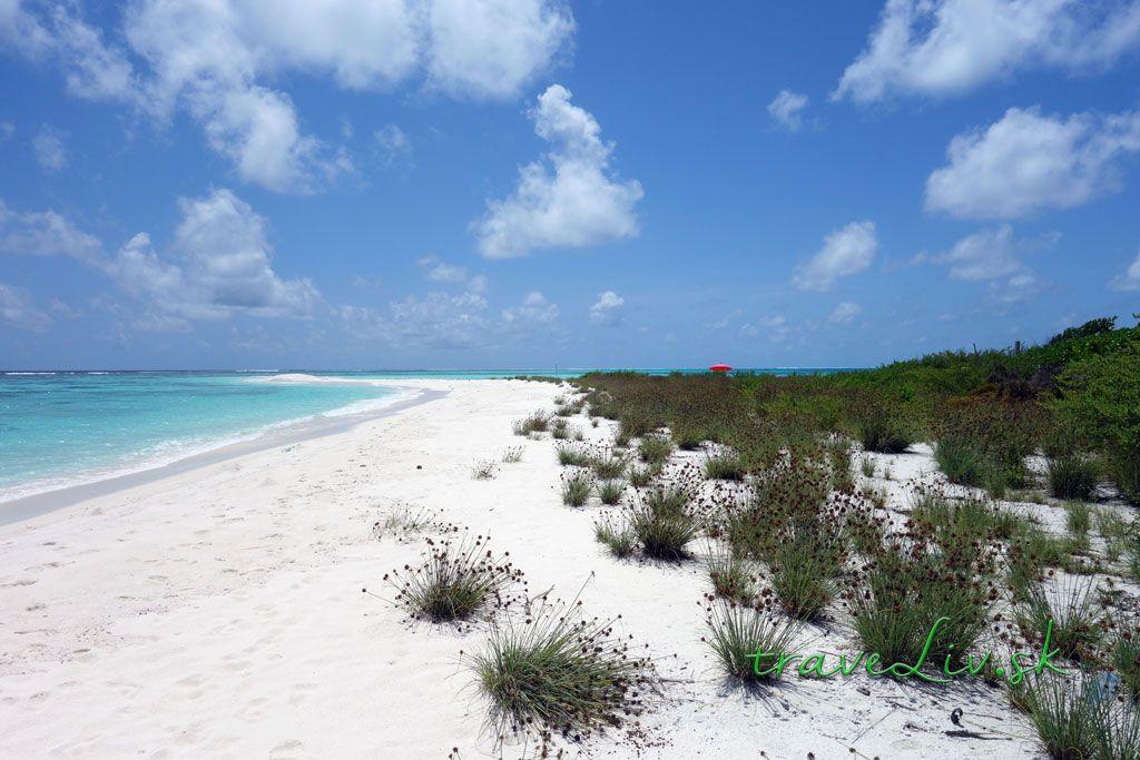 Piknik ostrov pri Ukulhas