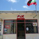 Rasdhoo - post office