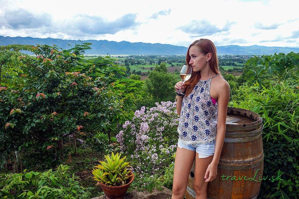 Red Mountain Estate Vineyards Myanmar