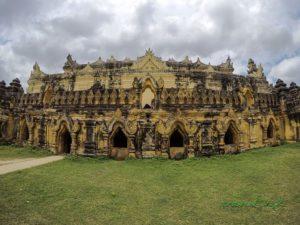 Maha Aung Mye Bonzan Monastery