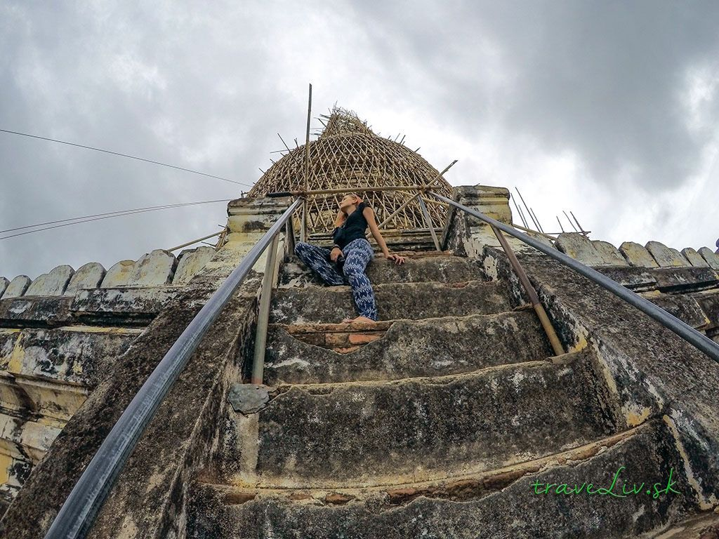 Schwesandaw Pagoda