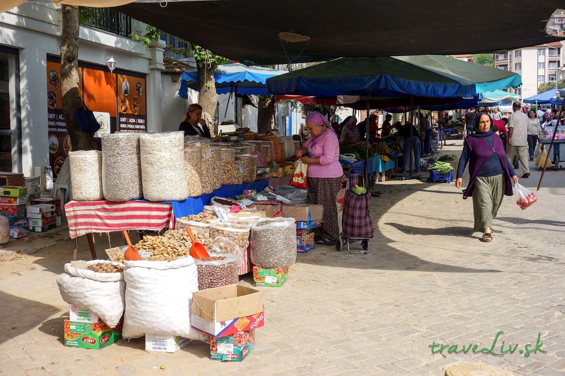 Selcuk market